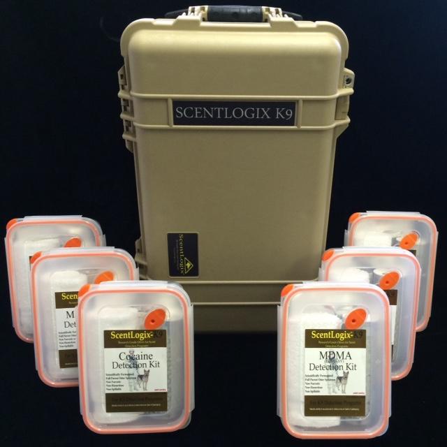 Any 6 Narcotics DAKs + Case