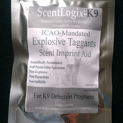 ICAO-Mandated Explosive Taggants